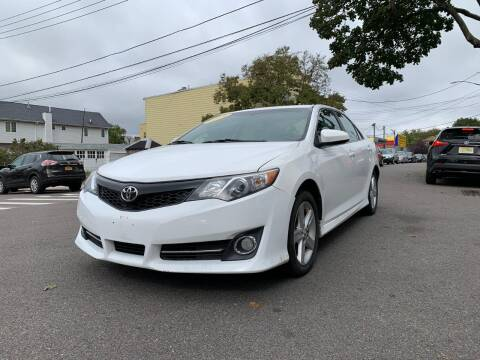 2014 Toyota Camry for sale at Kapos Auto, Inc. in Ridgewood, Queens NY