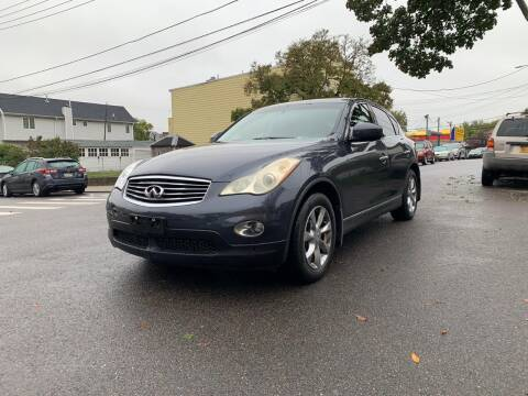 2008 Infiniti EX35 for sale at Kapos Auto, Inc. in Ridgewood, Queens NY
