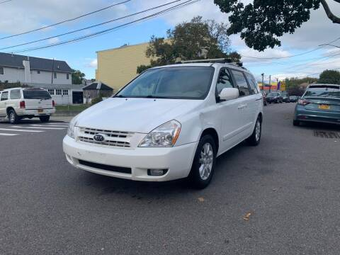 2009 Kia Sedona for sale at Kapos Auto, Inc. in Ridgewood, Queens NY