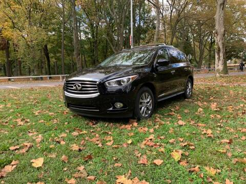 2015 Infiniti QX60 for sale at Kapos Auto, Inc. in Ridgewood, Queens NY