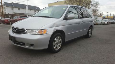 2004 Honda Odyssey for sale at Kapos Auto, Inc. in Ridgewood, Queens NY