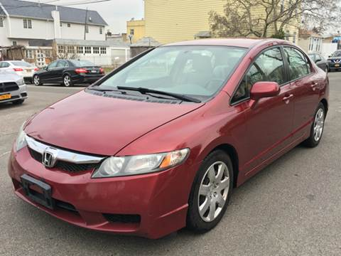 2009 Honda Civic for sale at Kapos Auto, Inc. in Ridgewood, Queens NY