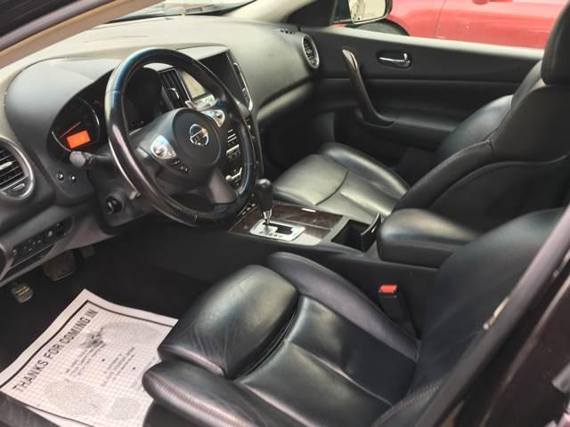 2011 Nissan Maxima 3.5 SV 4dr Sedan - Ridgewood NY