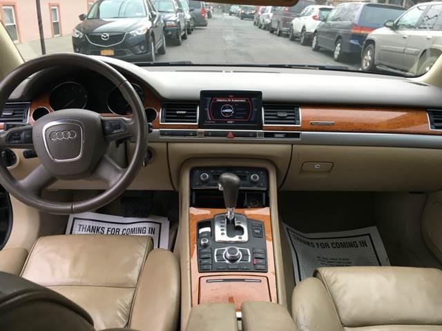 2007 Audi A8 L AWD quattro 4dr Sedan - Ridgewood NY