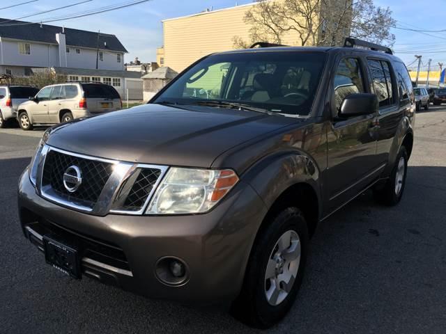 2008 Nissan Pathfinder 4x4 SE Off-Road 4dr SUV - Ridgewood NY