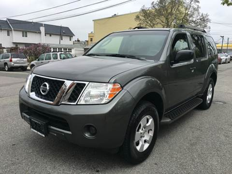 2008 Nissan Pathfinder for sale in Ridgewood, NY