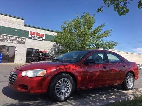 2006 Chrysler Sebring