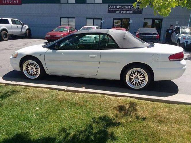 2004 Chrysler Sebring LX 2dr Convertible - Layton UT