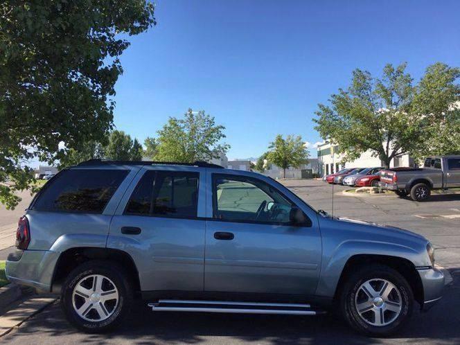 2006 Chevrolet TrailBlazer LS 4dr SUV 4WD w/1SB - Layton UT