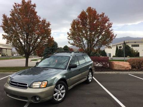 2001 Subaru Outback for sale in Layton, UT