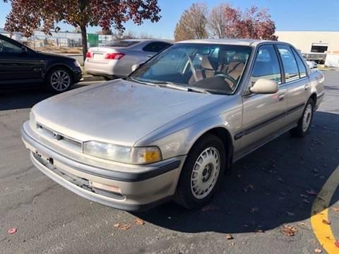 1990 Honda Accord for sale in Layton, UT