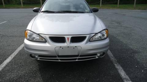 2003 Pontiac Grand Am for sale in Fredericksburg, VA