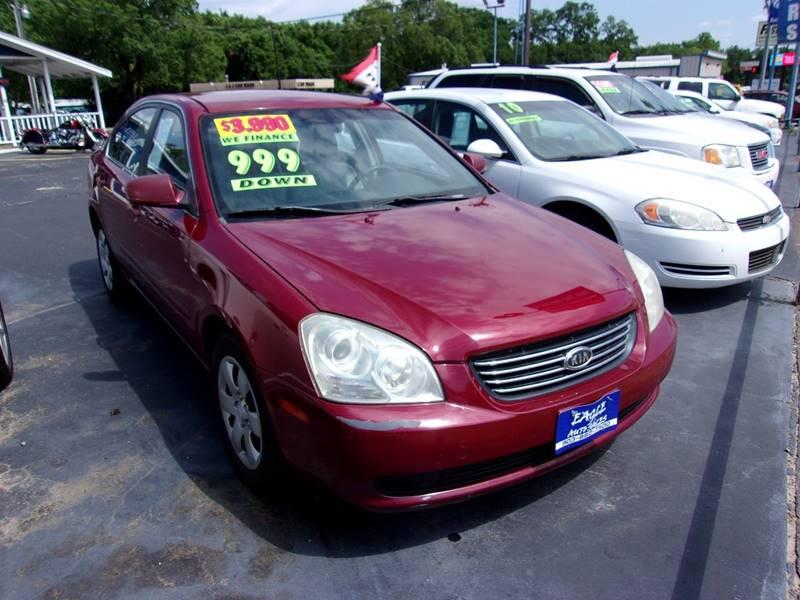 2007 Kia Optima LX 4dr Sedan (2.4L I4 5A)   Lindale TX