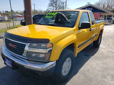 2006 GMC Canyon for sale in Lindale, TX