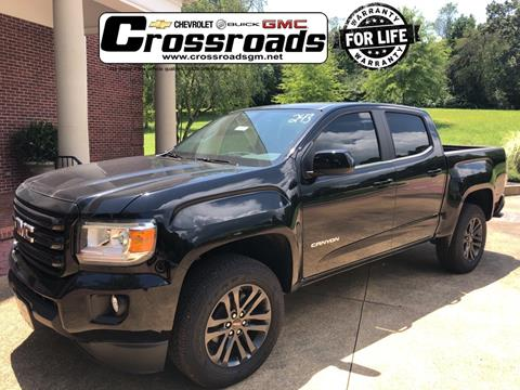 2018 GMC Canyon for sale in Corinth, MS