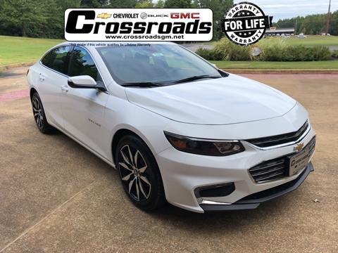 2018 Chevrolet Malibu for sale in Corinth, MS