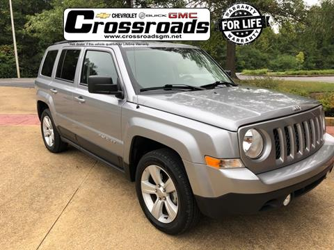 2017 Jeep Patriot for sale in Corinth, MS