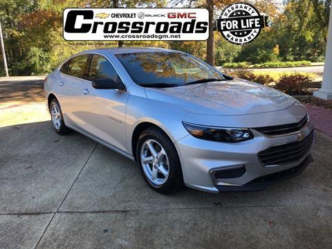 2018 Chevrolet Malibu for sale in Corinth, MS