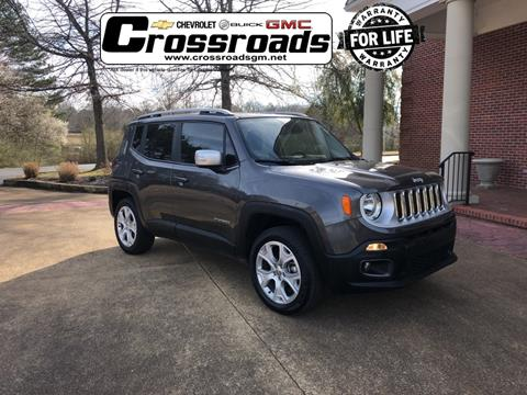 2016 Jeep Renegade for sale in Corinth, MS