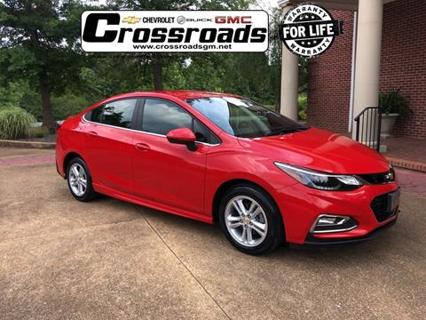 2016 Chevrolet Cruze for sale in Corinth, MS