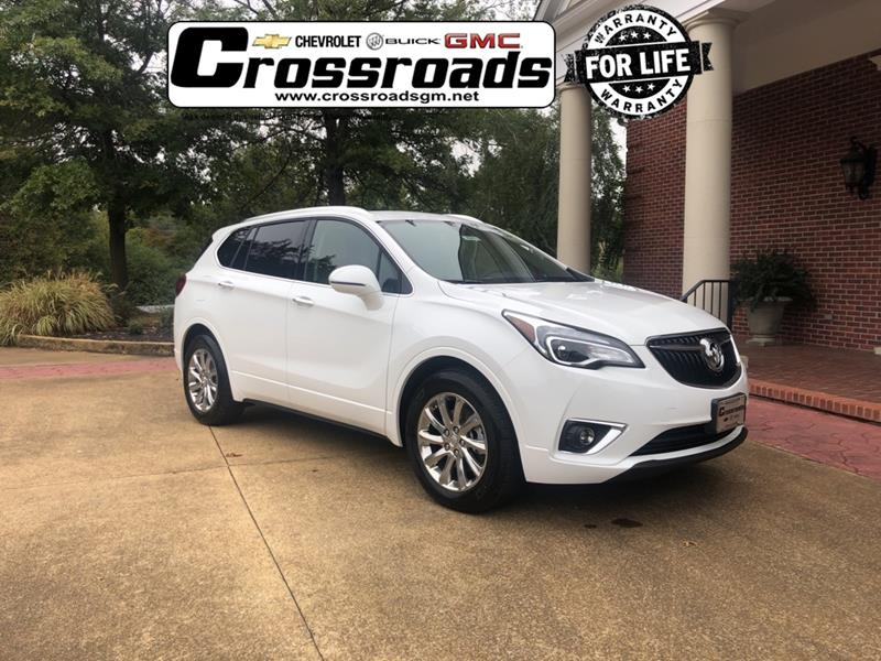 2020 Buick Envision Essence 4dr Crossover In Corinth Ms