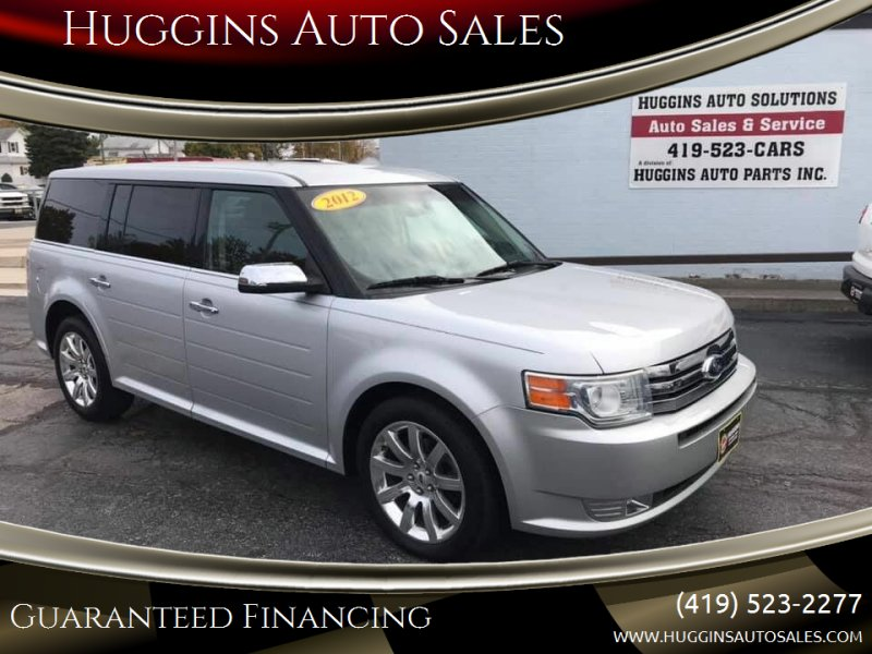 2012 Ford Flex for sale at Huggins Auto Sales in Ottawa OH