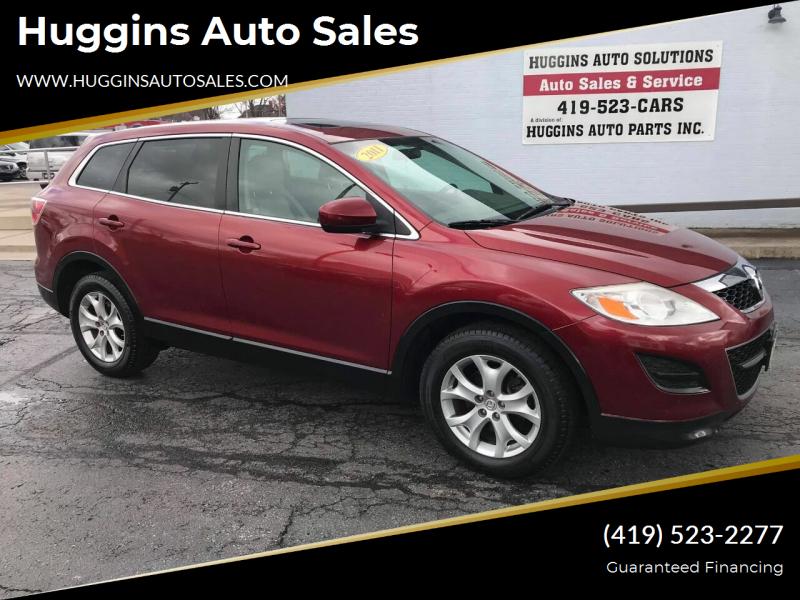 2011 Mazda CX-9 for sale at Huggins Auto Sales in Ottawa OH