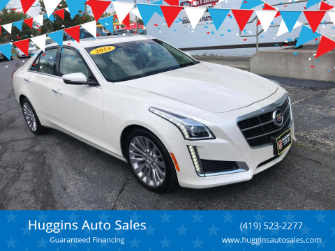 2014 Cadillac CTS for sale at Huggins Auto Sales in Ottawa OH