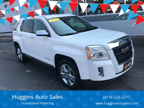 2015 GMC Terrain for sale at Huggins Auto Sales in Ottawa OH