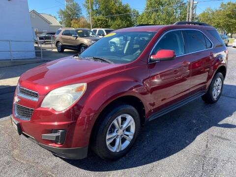 2010 Chevrolet Equinox for sale at Huggins Auto Sales in Ottawa OH