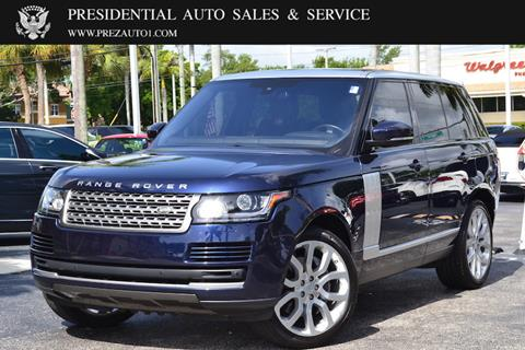 Presidential Auto Sales >> Presidential Auto Sales Service Car Dealer In Delray Beach Fl