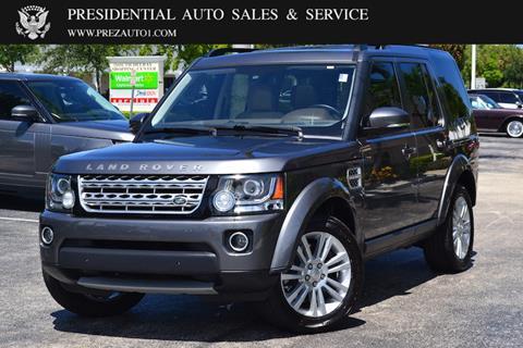 Presidential Auto Sales Service Car Dealer In Delray Beach Fl