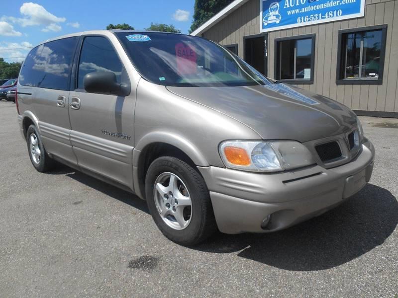 1998 Pontiac Trans Sport 171,549 Miles Miles | Special $2,300