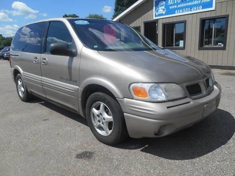 1998 Pontiac Trans Sport for sale in Grand Rapids, MI