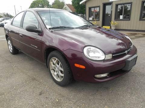 2000 Dodge Neon for sale in Grand Rapids, MI