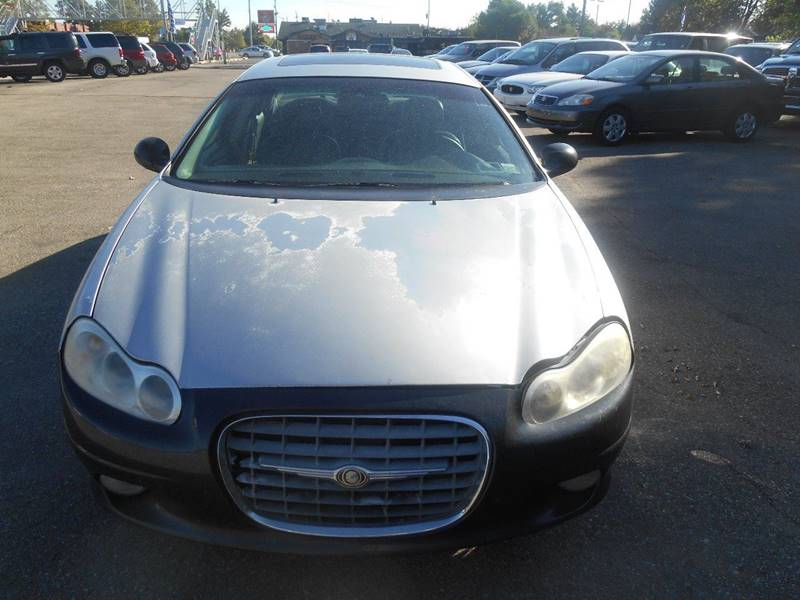 Chrysler Lhs Dr Sedan In Grand Rapids MI Auto Consider Inc - Grand rapids chrysler