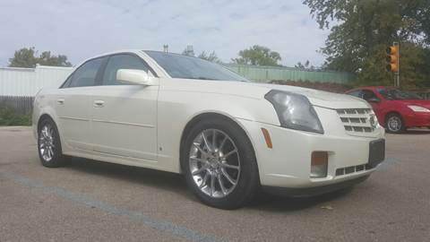 2007 Cadillac CTS for sale in Grand Rapids, MI