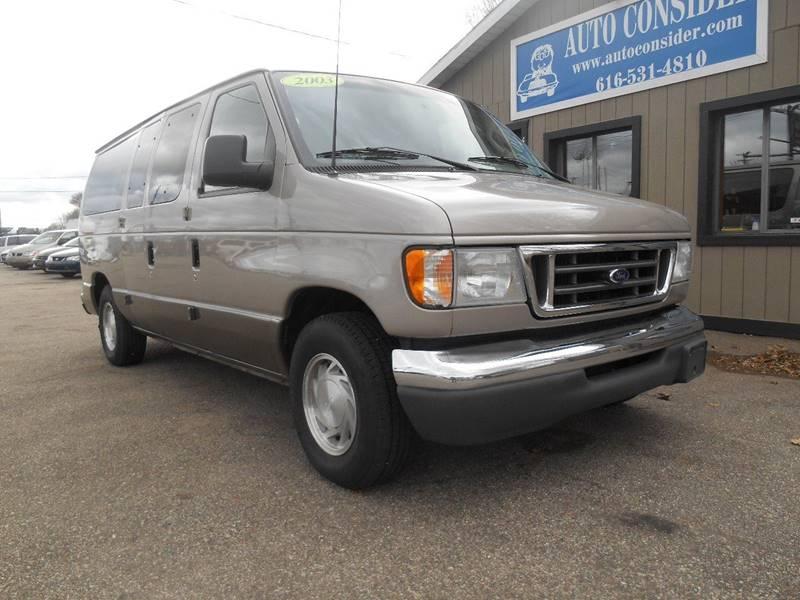 Auto Consider Inc. - Used Cars - Grand Rapids MI Dealer