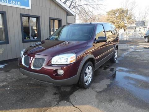 2009 Pontiac Montana SV6 for sale in Grand Rapids, MI