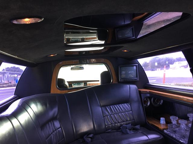 2000 Lincoln Stretched Executive - Buellton CA