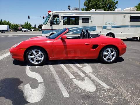 1999 Porsche Boxster for sale in Buellton, CA
