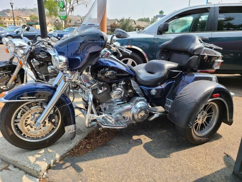 2012 Harley Davidson Flhtcutg
