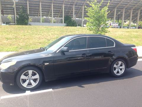 2006 BMW 5 Series for sale at M & E Motors in Neptune NJ