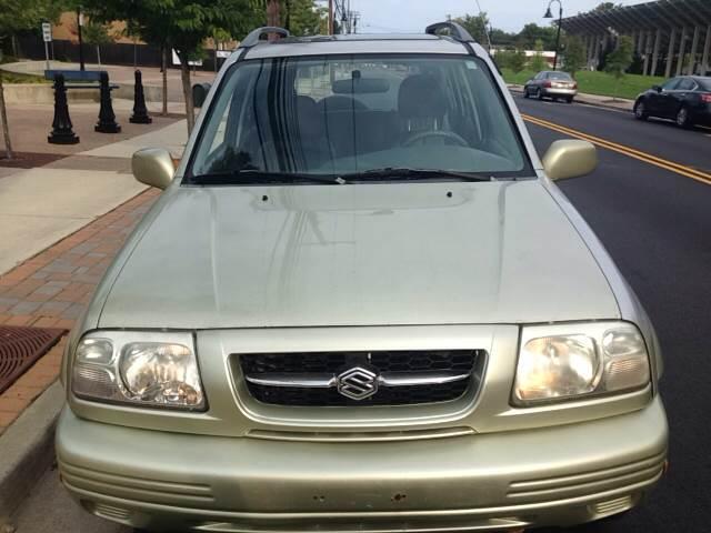 2000 Suzuki Grand Vitara for sale at M & E Motors in Neptune NJ