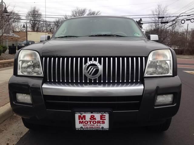 2008 Mercury Mountaineer for sale at M & E Motors in Neptune NJ