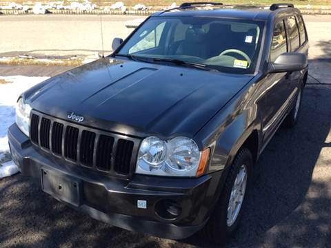 2006 Jeep Grand Cherokee for sale at M & E Motors in Neptune NJ
