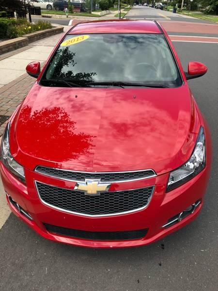 2013 chevrolet cruze 1lt auto 4dr sedan w 1sd in neptune. Black Bedroom Furniture Sets. Home Design Ideas