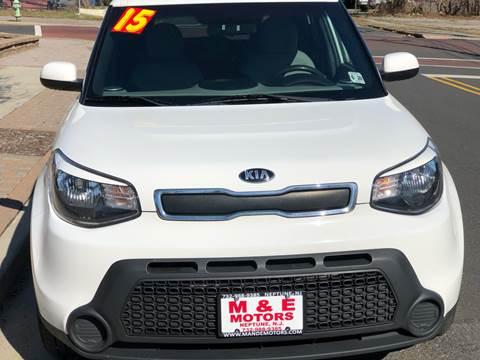 2015 Kia Soul for sale at M & E Motors in Neptune NJ