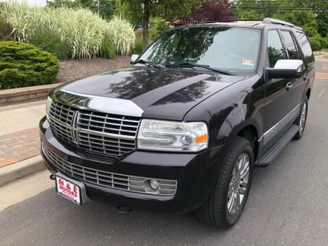 2007 Lincoln Navigator for sale at M & E Motors in Neptune NJ