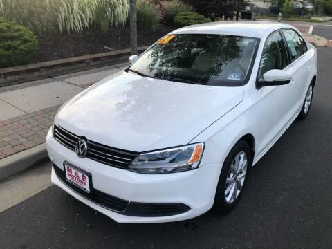 2014 Volkswagen Jetta for sale at M & E Motors in Neptune NJ